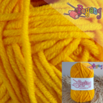 Sweet Milk Cotton Poyeng SM K2 (Yellow Marigold)